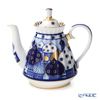 Imperial Porcelain / Lomonosov 'Russian Domes - Radial' Tea Pot 750ml