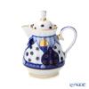 Imperial Porcelain / Lomonosov 'Russian Domes - Radial' Creamer 200ml