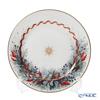 Imperial Porcelain / Lomonosov 'Calendar' Plate 20cm