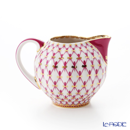 Imperial Porcelain Blues Pink Net Tulip Cremer 300 ml