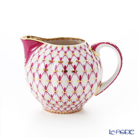 Imperial Porcelain / Lomonosov 'Net Blues Pink - Tulip' Cremer 300ml