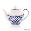 Imperial Porcelain Cobalt Net Teapot 800 ml