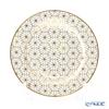 Imperial Porcelain / Lomonosov 'Gothic' Gold Plate 21.5cm
