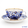 Imperial Porcelain Winding Twig Tea cup with saucer 250 cc