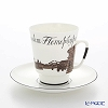 St. Petersburg, Imperial porcelain tableware Russia Cup & Saucer number4