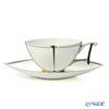 Imperial Porcelain / Lomonosov 'Art-studio Collection /Ark' Tea Cup & Saucer 370ml