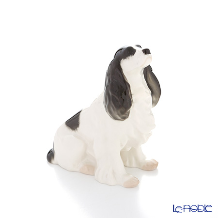 Imperial Porcelain Animal Figurines Collection Spaniel 141 mm