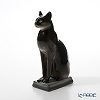 Russia kitchen Imperial porcelain figurine Egyptian cat 16.2 cm