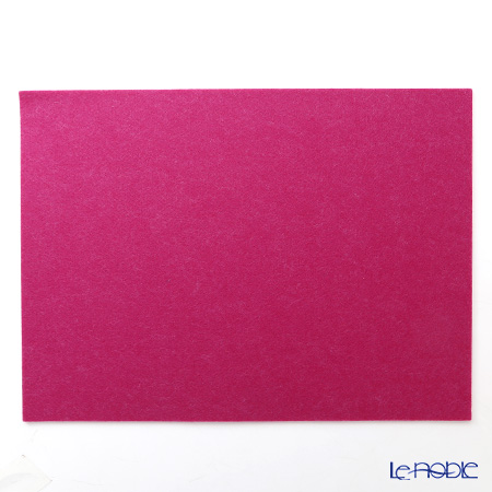 Daff Placemat 31 x 42 cm, wine red