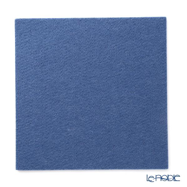 daff スクエアマット ブルー 18cm