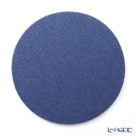 daff ラウンドマット ブルー 18cm