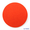 DAFF round mat Orange 18 cm