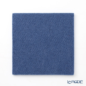 DAFF square coaster Blue 10 cm