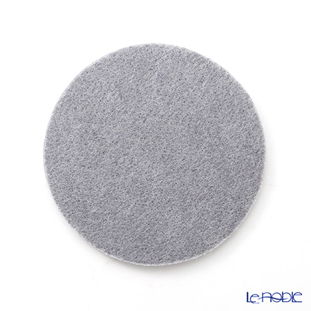 DAFF coaster 10 cm light grey