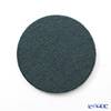 DAFF coaster 10 cm dark green
