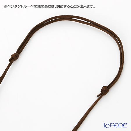 鯖江プロダクツ Diroccaペンダントルーペ KOC 29 レッド系