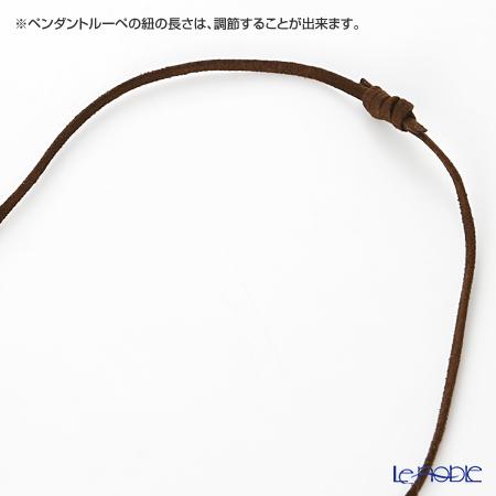 鯖江プロダクツ Diroccaペンダントルーペ KOE 29 レッド系