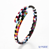 Sabae products: Kisso Dirocca Bracelet, 01 Multi Color