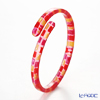 Sabae products: Kisso Dirocca Bracelet, 95 Red Tile