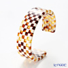 Sabae products: Kisso Dirocca Bangle, 30 Checkered