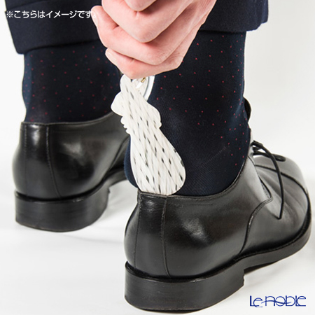 Sabae products: Kisso Sabae Shoehorn, Small, Brown, Horse