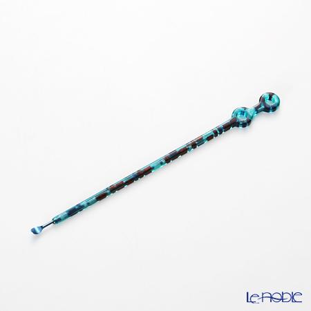 Sabae products: Kisso Sabae Earpick, 25 Blue Tile