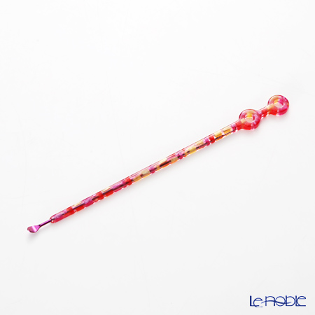Sabae products: Kisso Sabae Earpick, 24 Red Tile
