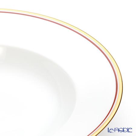 アウガルテン(AUGARTEN) ミレニアム(5169R)スーププレート 21cm(001シューベルトシェイプ)