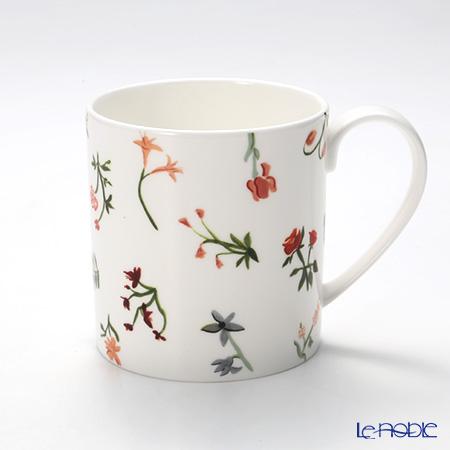 Twig New York Language of Flowers Mug, floret