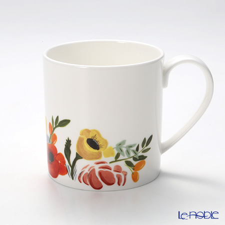 Twig New York Language of Flowers Mug, bouquet