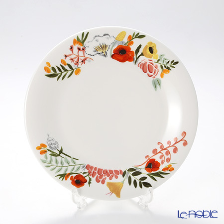 Twig New York Language of Flowers Plate 21 cm, bouquet