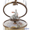 Crystal egg box Limoges boxes Rabbit (musical: Elise / Beethoven)