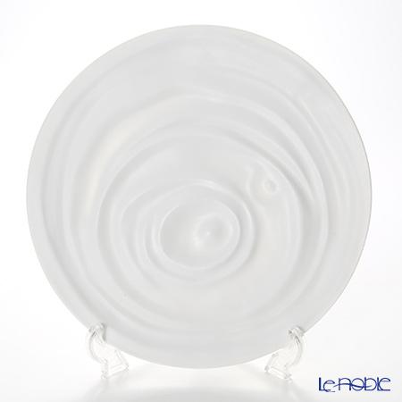 フィーリングス EAU ホワイト ディナープレート 30cm