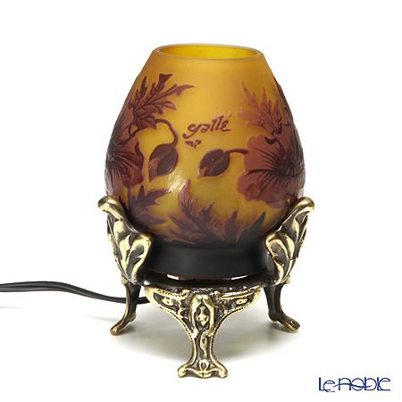 (ガレタイプ) ランプ ポピー レッド L11.10