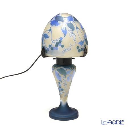 (ガレタイプ) ランプ 木の実 ブルー L27.14