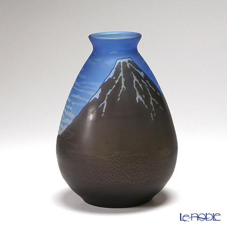 ヌーボージャパン 富嶽三十六景 凱風快晴葛飾北斎 NJ-2029 ベース(花瓶)