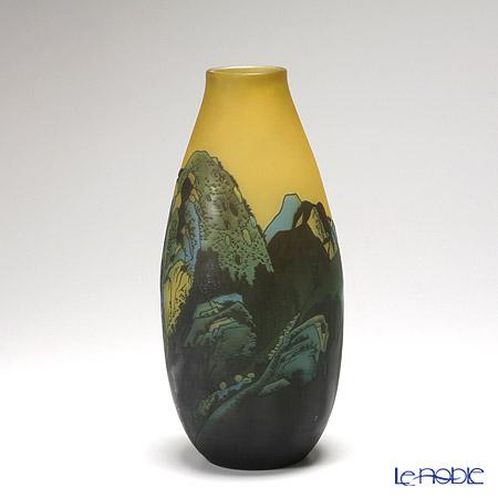 ヌーボージャパン 東海道五十三次 箱根歌川広重 NJ-1011 ベース(花瓶)