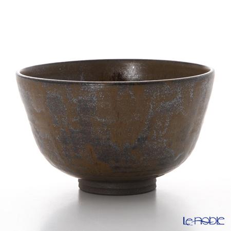 京焼・清水焼 抹茶碗 M0026鉄釉