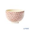 Kyo ware / Kiyomizu ware 'Aka Sakurazume / Cherry Blossom' T00141 Matcha Bowl 400ml (S)
