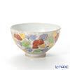 Kyo ware / Kiyomizu ware 'Kingosai' S0345 Tea Cup 200ml (L)