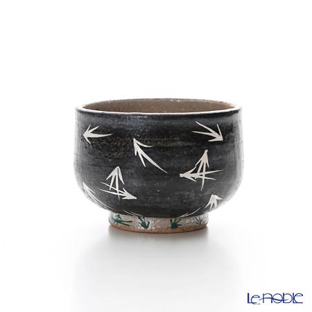 Kyo ware / Kiyomizu ware 'Pine' M0370 Tea Cup 130ml