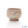 Kyo ware / Kiyomizu ware 'Crane' M0371 Tea Cup 130ml