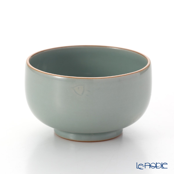 Kyo ware / Kiyomizu ware 'Fuji Matsu Chidori' S0389 Sake / Tea Cup 150ml