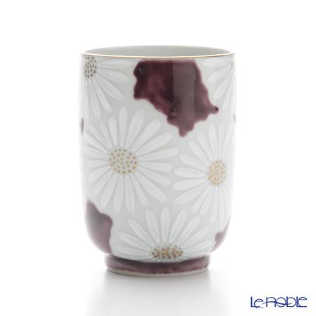 T. Nishikawa & Co. Inc - Kyoto ware / Kiyomizu ware  Teacup, Marguerite PP, K0417