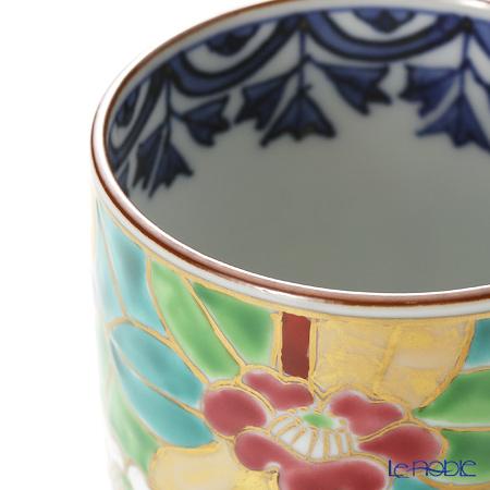 京焼・清水焼 組湯呑 ペア S0475金彩椿