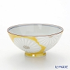 Kyo ware / Kiyomizu ware 'Marguerite' Yellow K0504 Rice Bowl 225ml