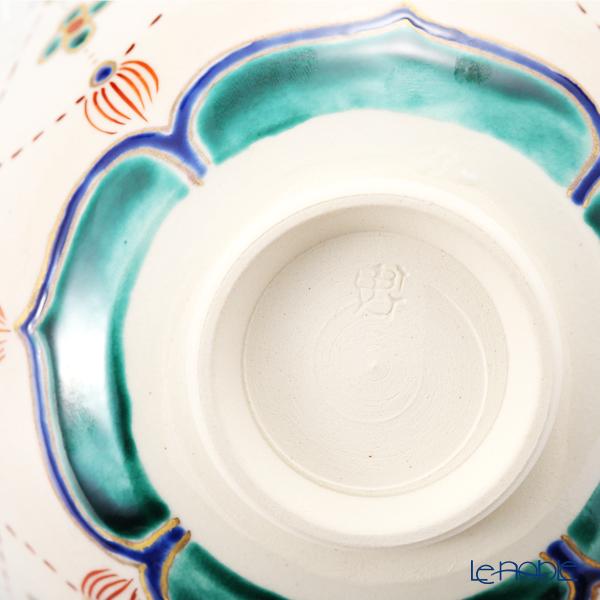Kyo ware / Kiyomizu ware 'Yourakumon' S2514 Rice Bowl 220ml+260ml (set of 2)