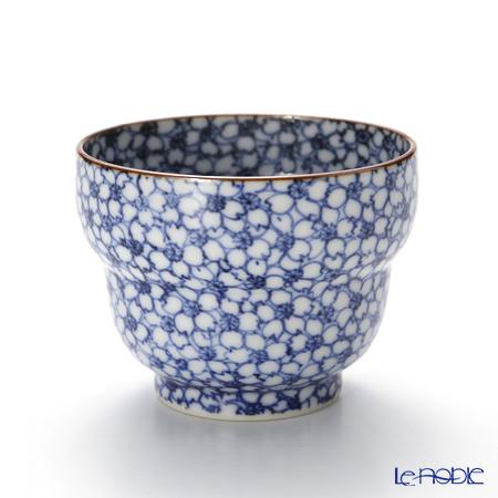 京焼・清水焼 ぐい呑 T0920染付桜詰