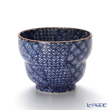 Kyo ware / Kiyomizu ware 'Shonzuizume' T0924 Sake Cup 100ml