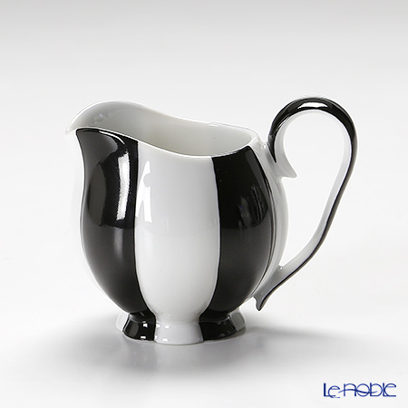 アウガルテン(AUGARTEN) メロン ブラック&ホワイト(7027) クリーマー(S) 0.07L(015)